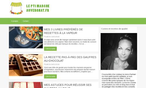 Le P'ti Marché Auvergnat Produits du terroir