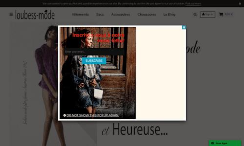 Loubess-mode Mode Femme