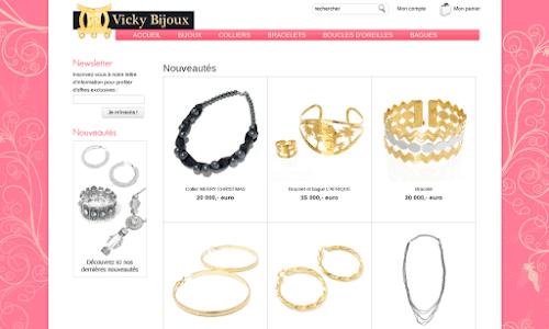 Vicky Bijoux Bijoux