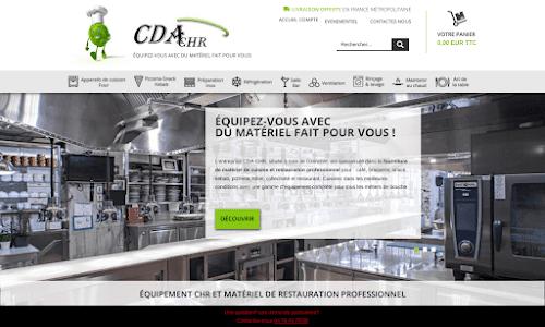 CDA CHR Matériel