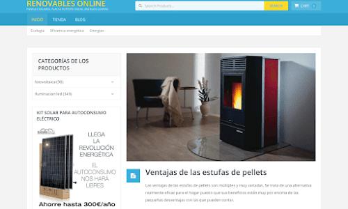 Renovables Online Alumbrado