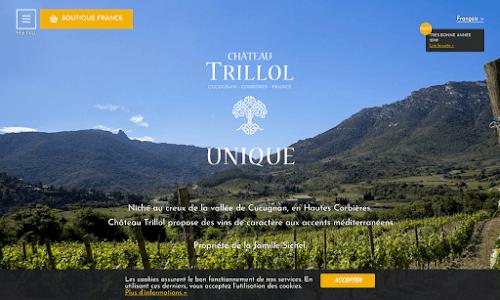 Château Trillol Alcool, vin et spiritueux