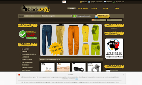 Blackisard Material