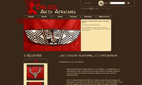 Galerie Bibata Arts Africains Art