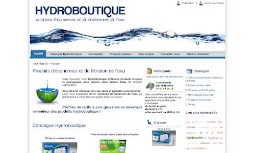 Hydroboutique assainissement et filtration Bricolage