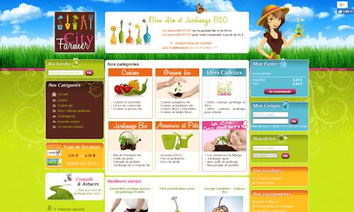 produits accessoire pour jardinage bio boutique en