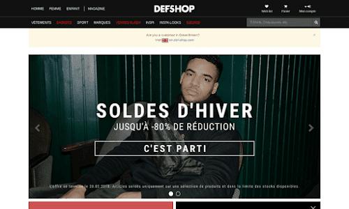 Defshop Prêt-à-porter