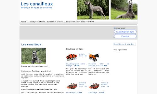 Les canailloux