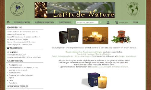 Latitude Nature Produit biologique