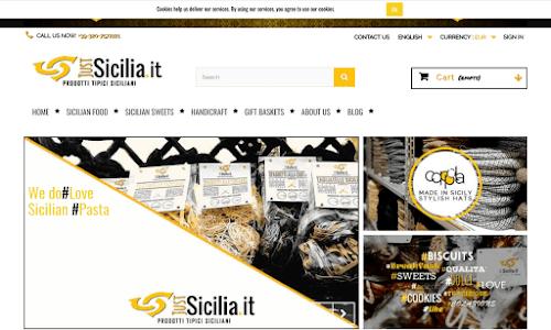 JustSicilia Produits du terroir