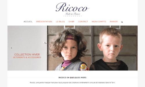 Ricoco - Vétements pour enfants et bébés de 0 à 12 ans Mode Enfant