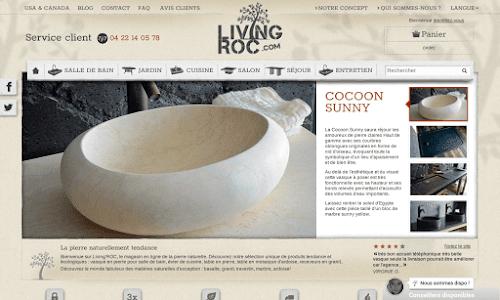 Living Roc Salle de bain
