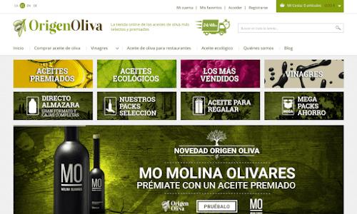 Origen oliva