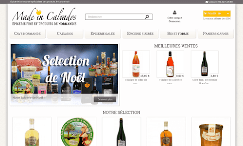 Made in Calvados Produits du terroir