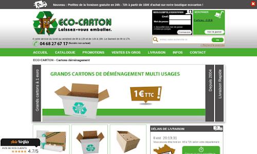 Eco carton
