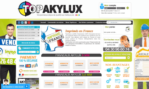 Topakylux Fourniture et mobilier