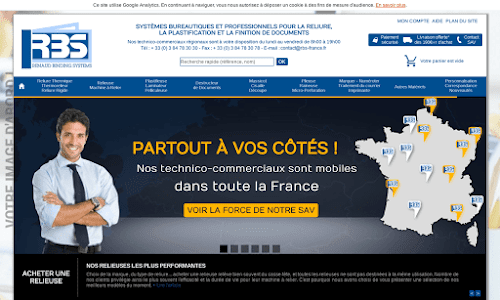 RBS France Fourniture et mobilier