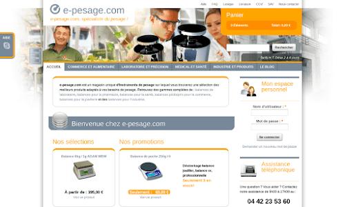 E-pesage