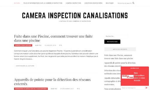 camera inspection canalisation boutique en ligne bricolage beauzelle 31700. Black Bedroom Furniture Sets. Home Design Ideas