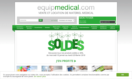 Equip medical Matériel médical