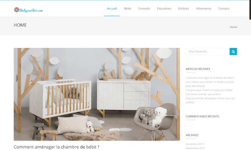 Babycouches.com Bébé et enfant