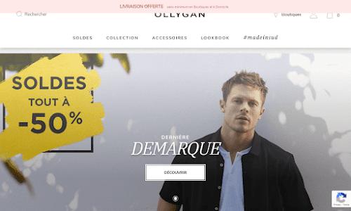 Ollygan Mode Homme