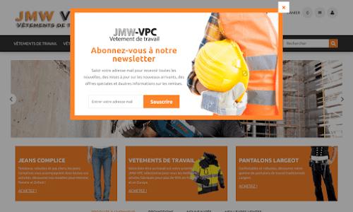 JMV : Vêtements d'agents de sécurité et maître chien Vêtement de travail