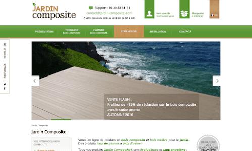 Jardin Composite Bricolage