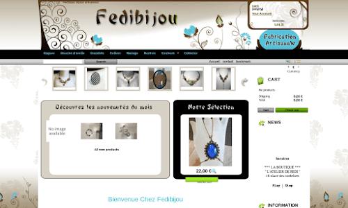 Fedbijou bijoux artisanaux Bijoux