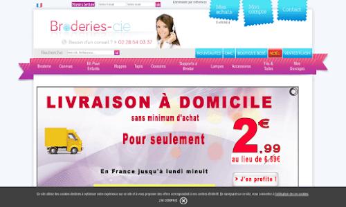 Broderies et Compagnie Loisir créatif