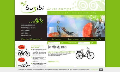Vélo électrique Buzibi
