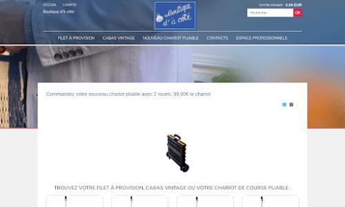Boutique d'à Côté
