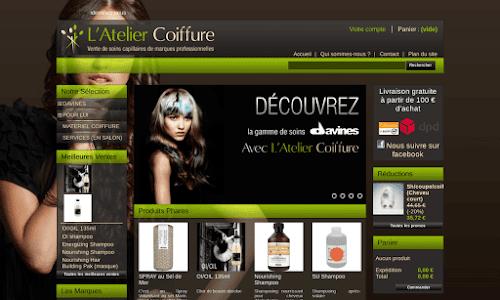 Atelier Coiffure Boutique Marais
