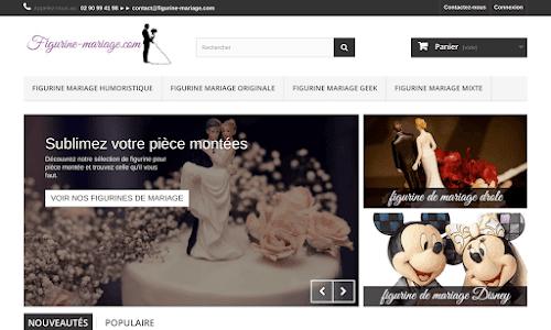 Figurine-mariage