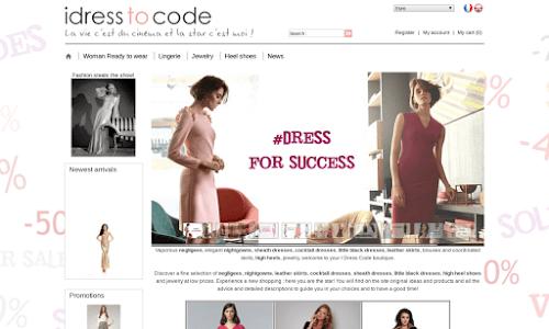 Idresstocode Mode Femme