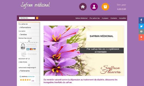 Safran-medicinal