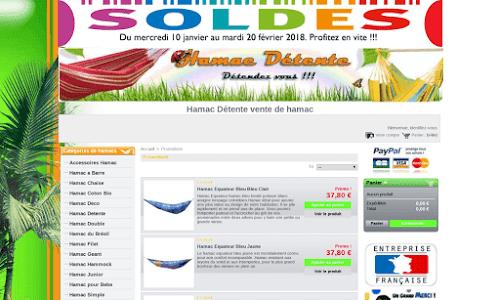 Boutique de hamac du monde à petit prix