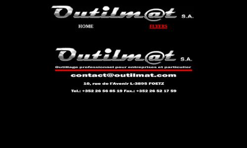 Outilmat - Outillage professionnel en ligne